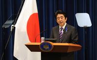 対北朝鮮制裁を一部解除へ、安倍首相が表明