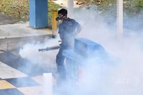 シンガポールで初のジカウイルス国内感染者を確認