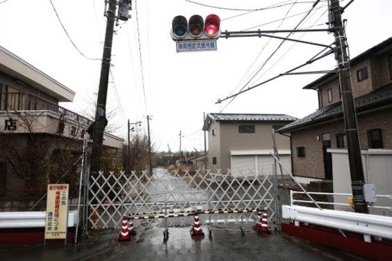 東日本大震災から7年、福島の立ち入り制限区域の今