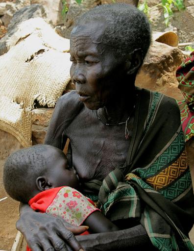 スーダン南部で深刻な干ばつ、150万人が草で飢えしのぐ