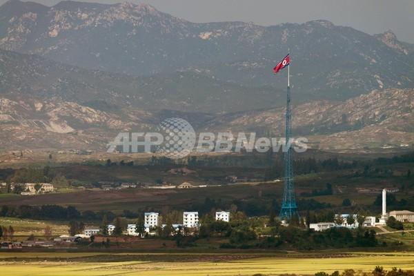「より良い生活」求め北朝鮮へ密入国、韓国人6人を送還