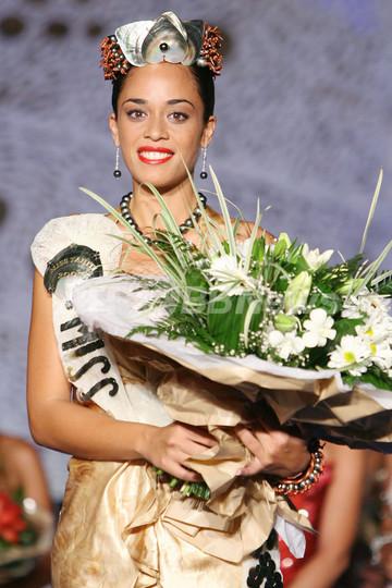 「ミス・タヒチ2007」 Taoahere Richmondさんに決定 - 仏領ポリネシア