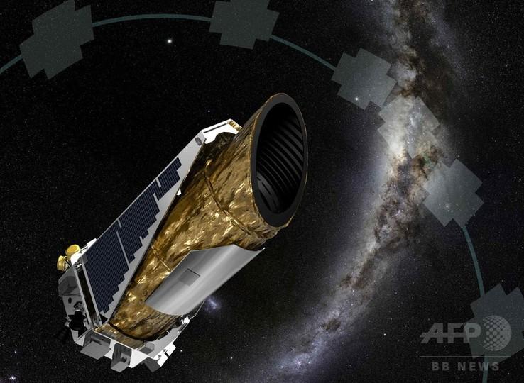 地球サイズの系外惑星、新たに10個発見 NASA