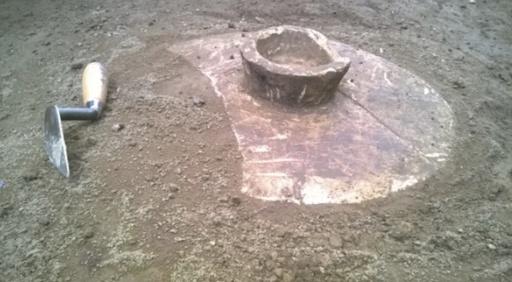 4500年前の陶器工房跡を発見、エジプト