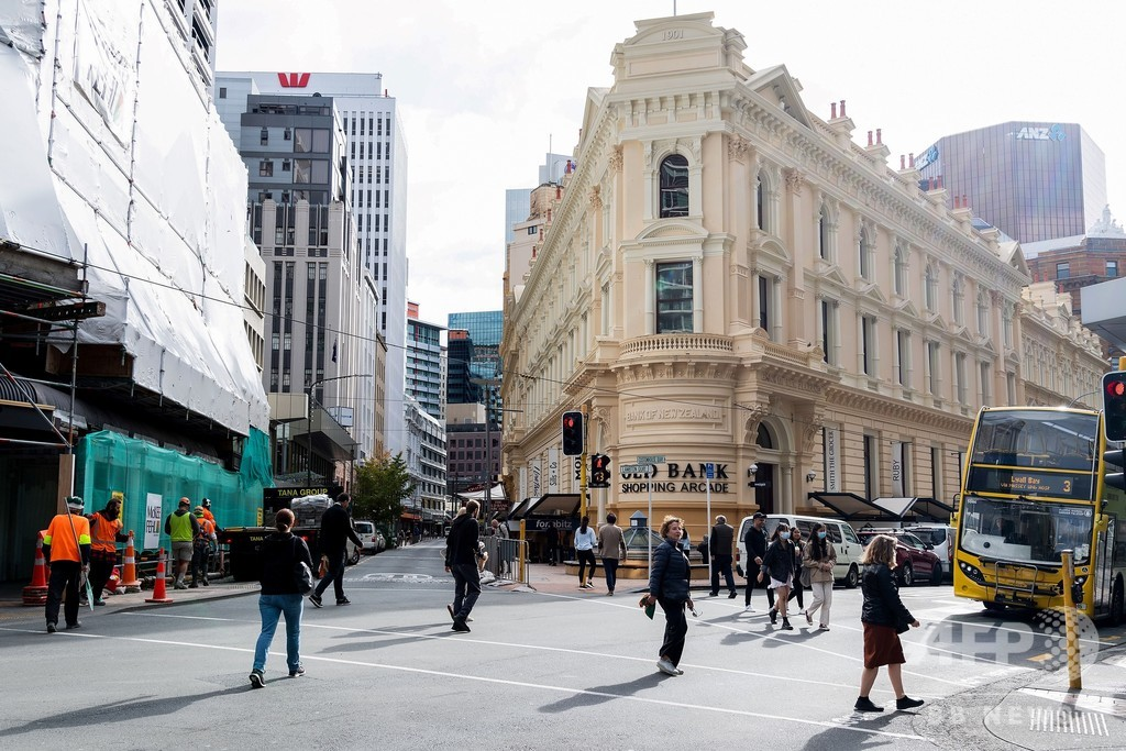 NZ首相、祝日増加や週4日勤務を提案 封鎖解除後の経済対策で