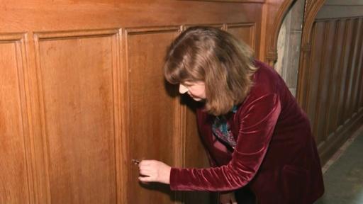動画:扉の向こうに秘密の通路 70年以上放置 英議会議事堂
