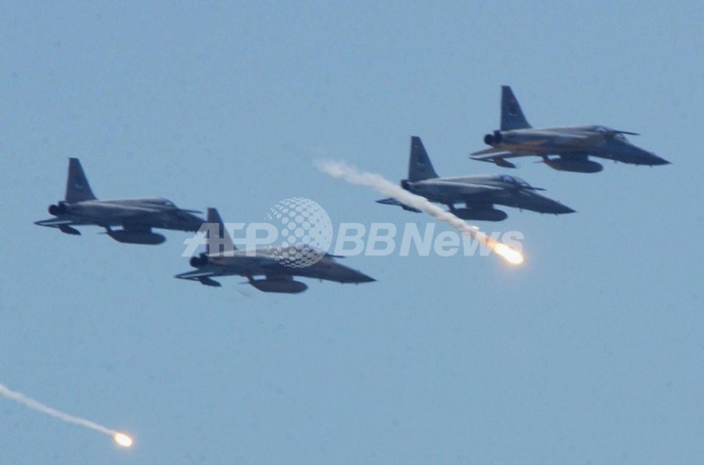 マレーシア空軍戦闘機のエンジン2基盗難、軍幹部が関与か