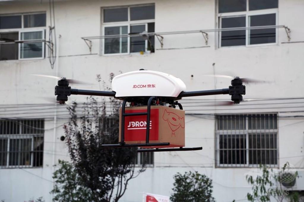 ドローン運送の試験運用が陝西省で認可 Eコマースの京東、省単位では初