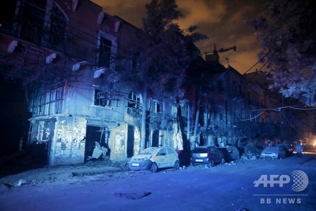 トランプ氏、レバノン爆発「何らかの爆弾によるもの」