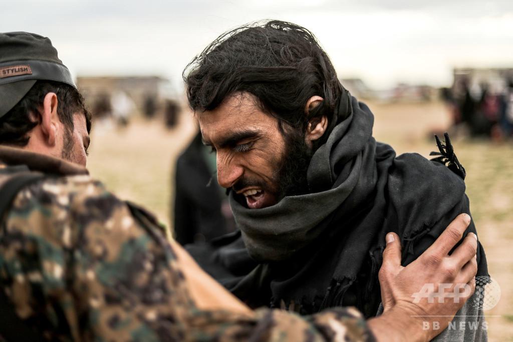 シリアのクルド当局、IS戦闘員裁く国際法廷の設置要求 米は出身国への送還を主張