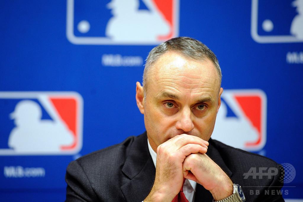 セリグ氏の後継者にマンフレッド氏、MLB次期コミッショナー