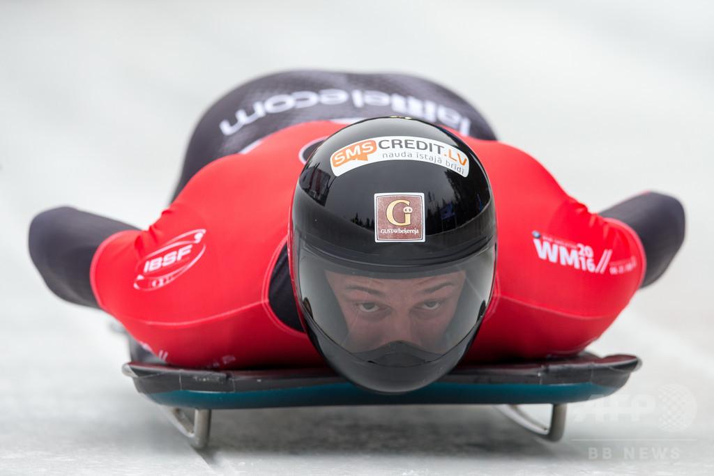 ラトビアのスケルトン代表、五輪精神「盗んだ」露ソチの大会をボイコット