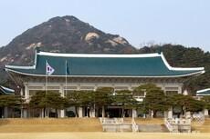 青瓦台に全員集合した韓国財閥総帥たち