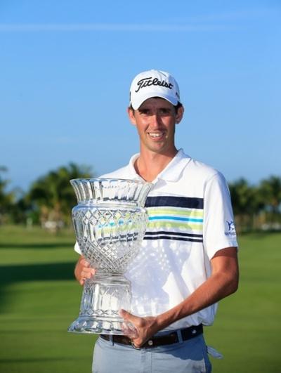 ハドリーがツアー初優勝、プエルトリコ・オープン