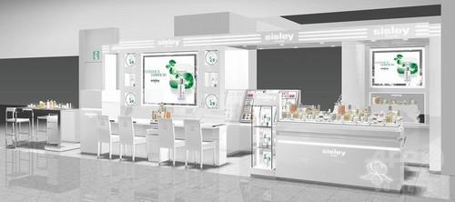 「シスレー」新カウンターが大丸東京店にオープン