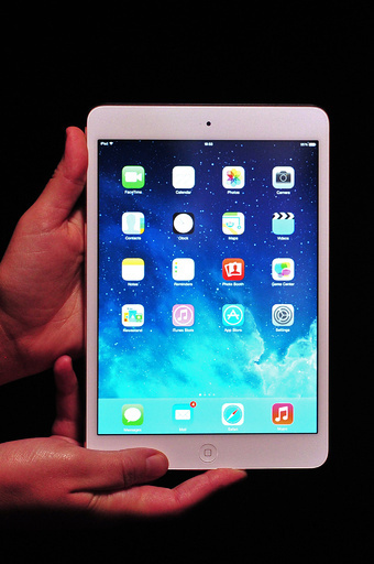 アップル、新型iPad miniを発売