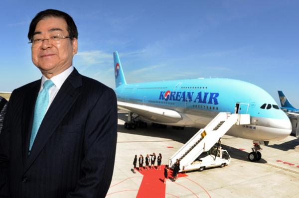 世界に恥を晒した大韓航空オーナー家