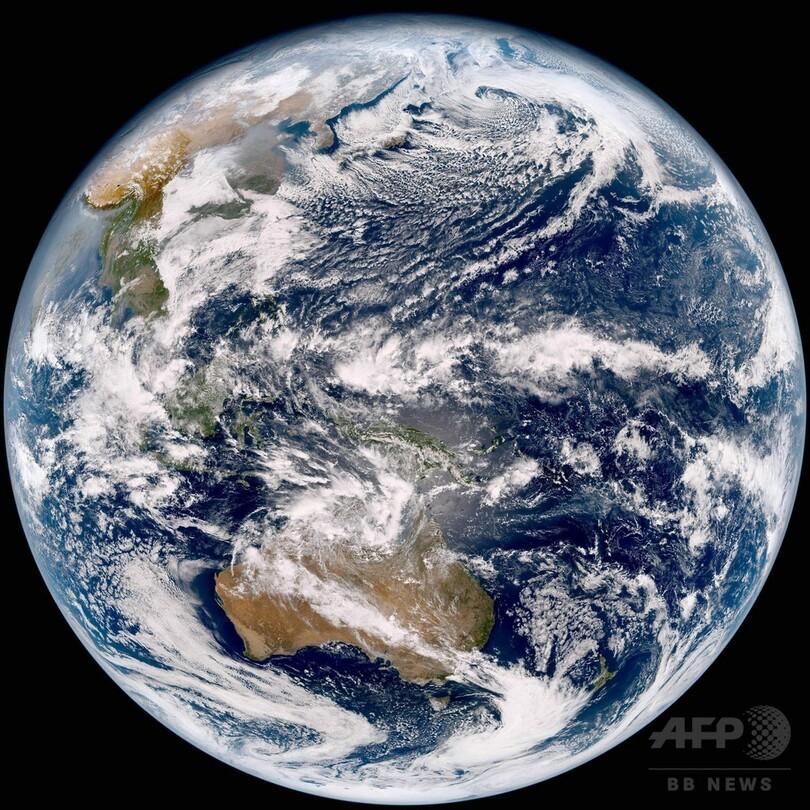 地球は生命に適した「特別な惑星」か、研究 写真1枚 国際ニュース ...