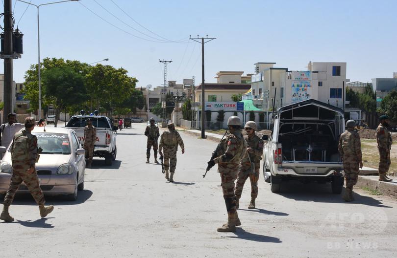 パキスタンで拉致された中国人2人、ISが殺害と声明