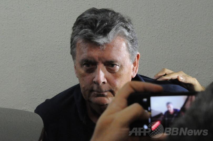 W杯チケット転売容疑の企業幹部が出頭、ブラジル
