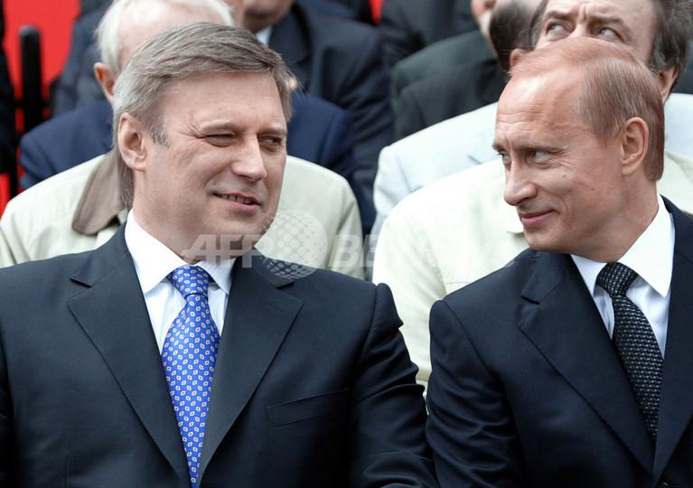 故エリツィン大統領、「晩年はプーチン政権監視下」と露元首相