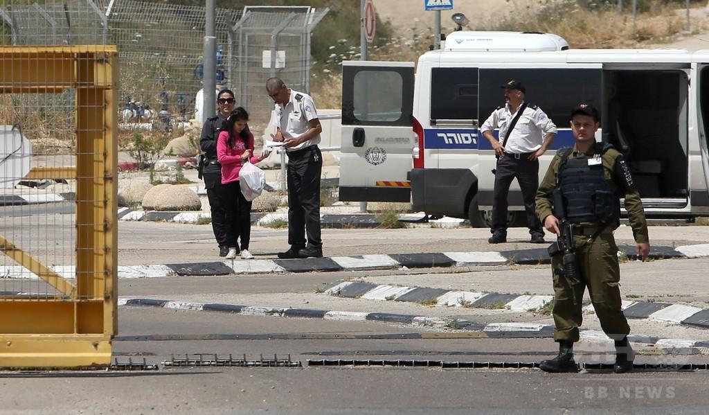 イスラエル刑務所に2か月超 パレスチナ人12歳少女、釈放される