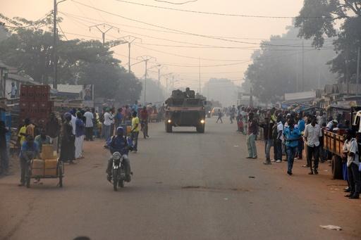 中央アフリカ、児童性的虐待の仏兵士に「法的措置」へ