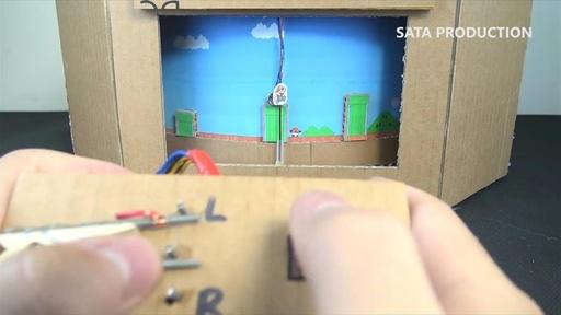 動画:パックマンやスーパーマリオ… 段ボールで懐かしのゲームを制作する若者たち ベトナム