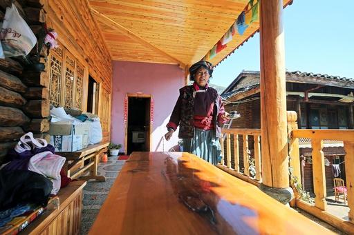 中国に残る母系社会「東方女児国」 家長「祖母」の暮らし