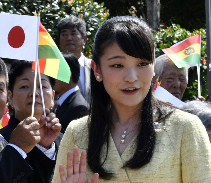 眞子さま、ボリビアの沖縄移民コミュニティーを訪問