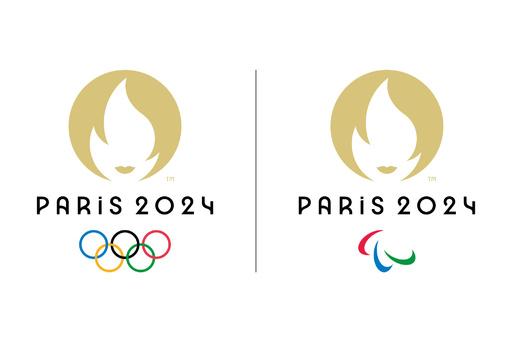 24年パリ五輪のロゴ発表、モチーフは聖火と金メダルとマリアンヌ