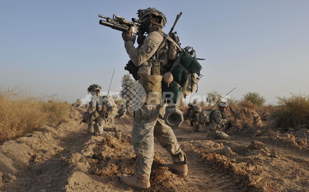 アフガニスタン駐留兵の今年の死者600人に、過去最悪のペース