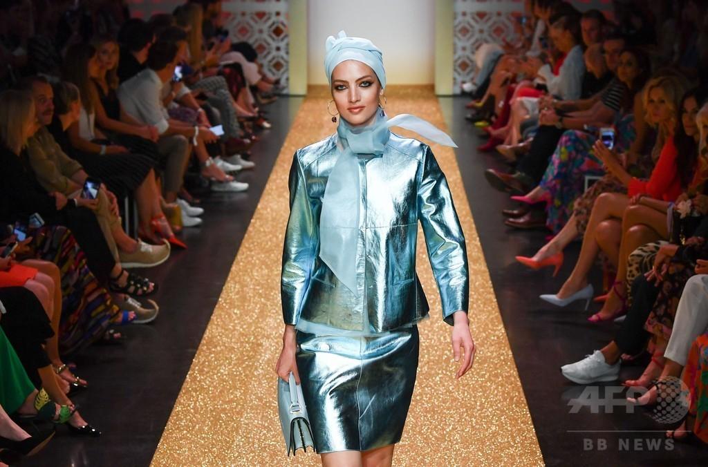 ベルリン・ファッション・ウィーク、地元デザイナーらが新作発表