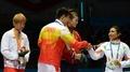 女子ボクシングでインドの選手がメダル受け取りを拒否、アジア大会