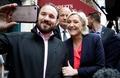 仏大統領選で敗北のルペン氏、「歴史的な」得票率で闘い継続を強調