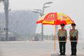 北京五輪開催せまる、市内のスモッグはいまだ消えず