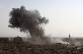 「国境なき医師団」支援病院に空爆、3人死亡 シリア