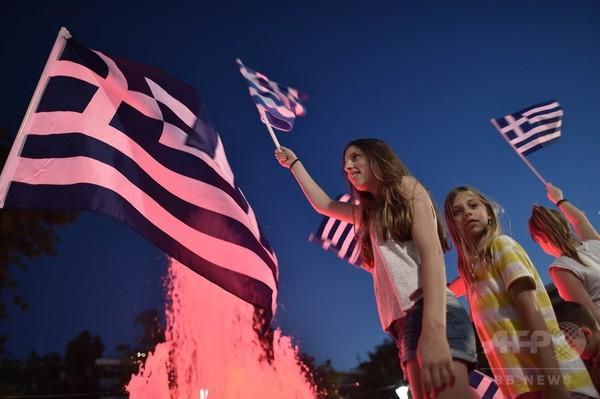 ギリシャ国民が大差でノー、次は何が起きるのか?