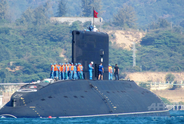 カムラン湾、高まる重要性=南シナ海にらみ方針転換-越