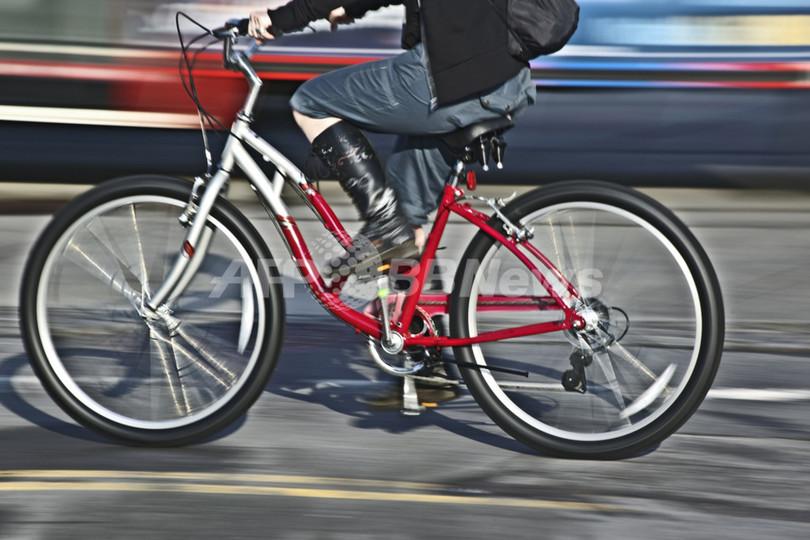 自転車のサドル、女性も性機能障害に陥るリスク 米研究
