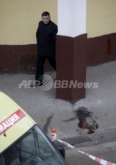モスクワの地下鉄、女2人の自爆と判明 死者34人に