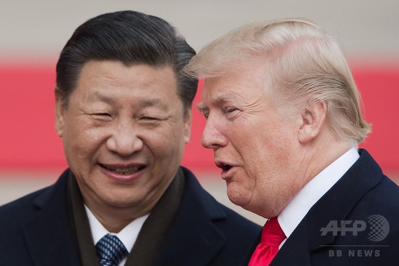 国家主席の任期撤廃 「中国が決めること」 米大統領報道官