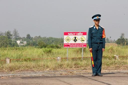 米、ベトナムで枯れ葉剤の浄化開始 205億円規模 完了までに10年