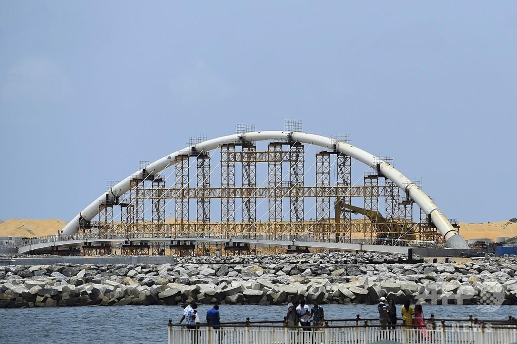 スリランカ、日本が支援する都市交通整備計画を撤回