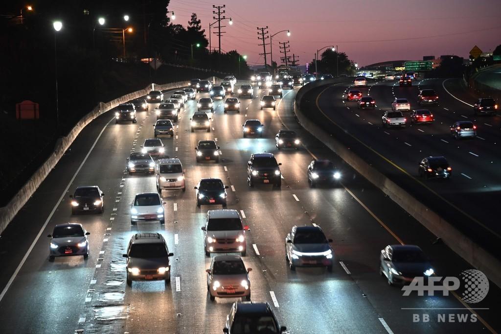 トランプ氏、加州独自の排ガス規制の権限撤回へ