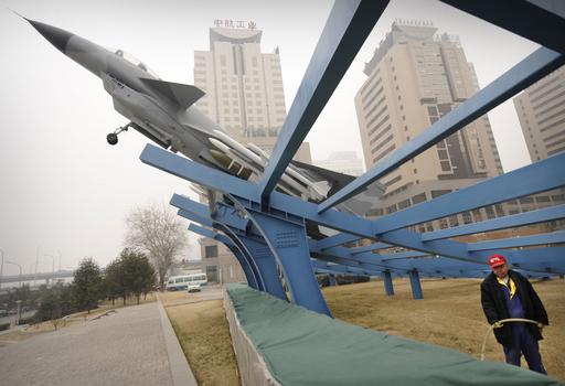 中国産戦闘機「J-10」