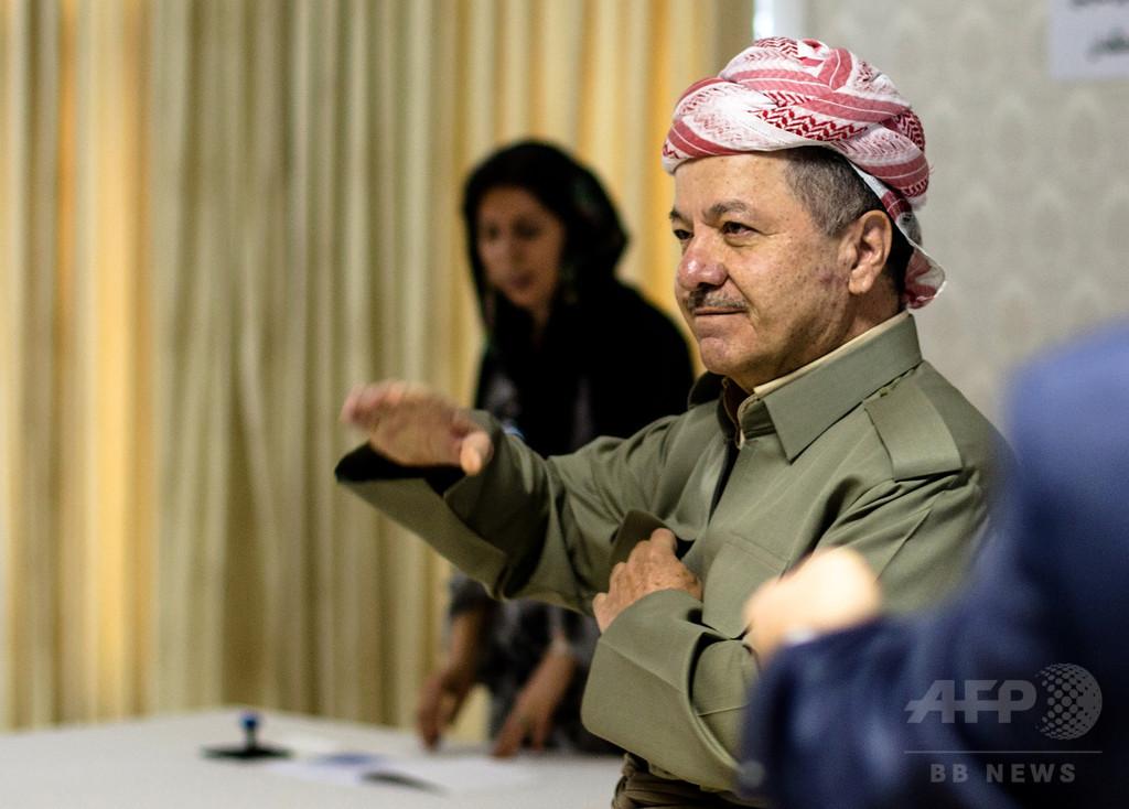 イラク最高裁、クルドの独立めぐる住民投票に違憲判断