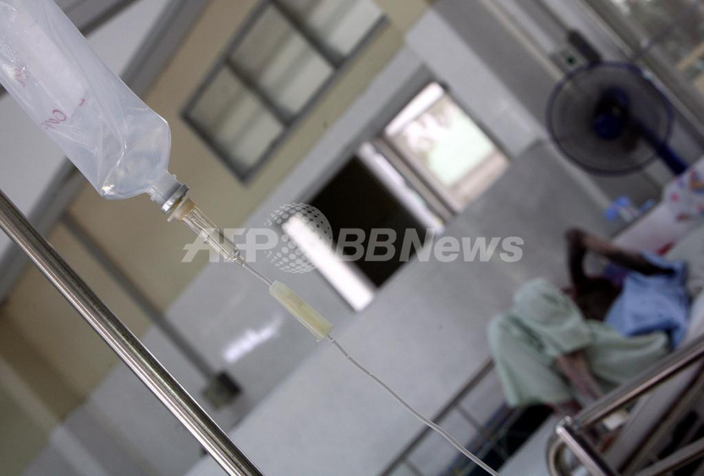 中国の臓器移植、死刑囚が主な供給源