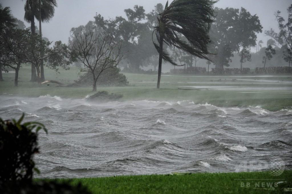 大型ハリケーン「イルマ」、フロリダ本土に上陸 厳戒続く