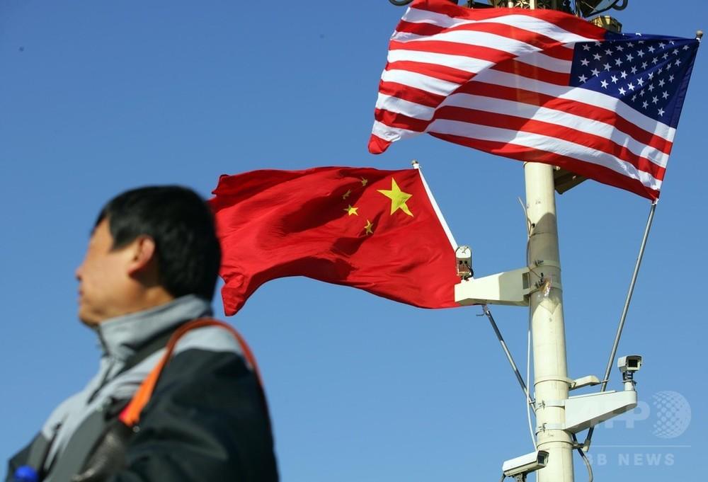 国際ニュース:AFPBB News中・米貿易の摩擦問題、中国が握る「3つの切り札」